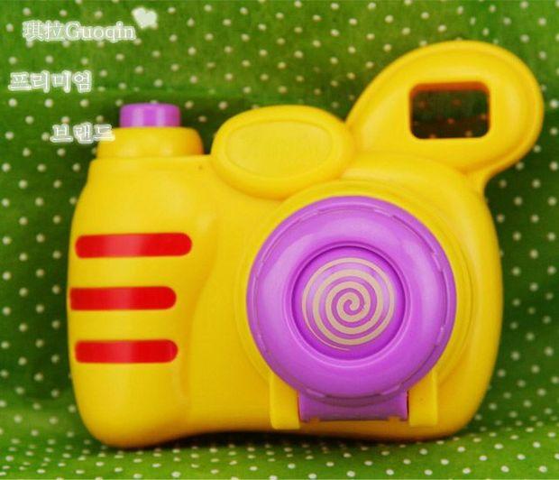 可爱的逗乐趣味照相机