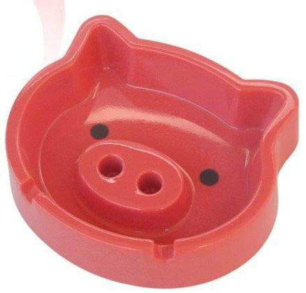 可爱卡通猪头烟灰缸 创意烟缸 个性烟灰盒#yphc-80652[信息已过期]