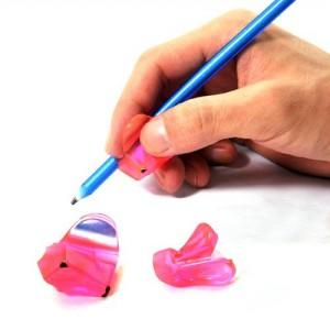卡通版两阶段儿童握笔练习器