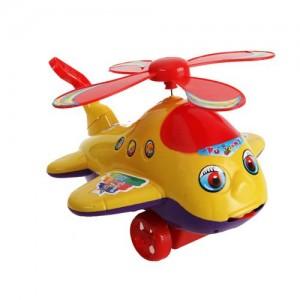 儿童玩具-飞机造型跑跑车/手推车