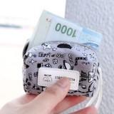 外星人 个性帆布拉链零钱包 WXLQ-466 多款