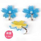 水晶叶强力粘钩(3个装)2857
