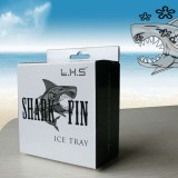 洛哈思 夏日鲨鱼冰格 制冰盒 冰模器具