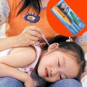 新款优质安全发光耳勺 带灯耳挖 洁耳器 a款