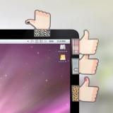 可爱创意大拇指便签便条贴N次贴 2本装