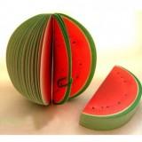 水果便签本(西瓜)