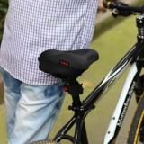 山地自行车硅胶3D坐垫 三角形2号