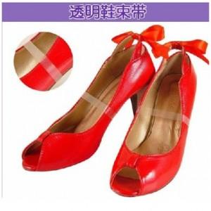 隐形透明鞋束带/束鞋带