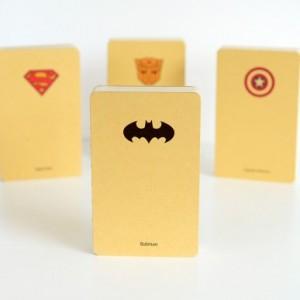 英雄主题裸装笔记本 YF13-160 变形金刚
