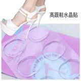 高跟鞋水晶前掌垫(6个装)