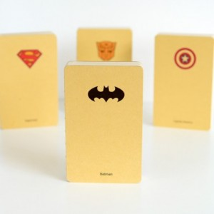英雄主题裸装笔记本 YF13-160 蝙蝠侠