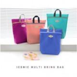 法蒂希 iconic多功能手提旅行收纳整理包multi bring bag 玫红