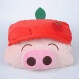2015款充电暖手宝 暖手袋 电热水袋 卡通水果系列 苹果猪