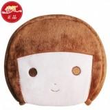 春笑牌 USB暖手保暖鼠标垫/暖手宝-豆豆男孩(褐色)