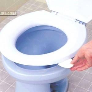 日式便捷马桶提盖器 把手 卫生小卫士