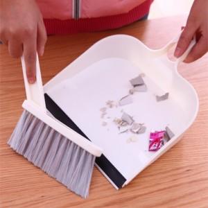 迷你桌面清洁扫 带簸箕套装(大号)XT-1150