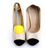 男女通用防变形弹簧鞋撑 扩鞋器 黄色