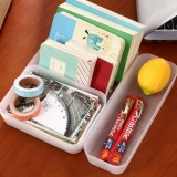 日式多功能抽屉/桌面/厨房整理收纳盒(L)