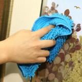 振兴 超细纤维雪尼尔方巾(1枚入)FEM7528