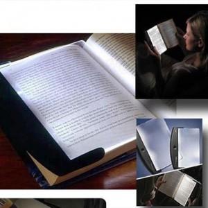 LED阅读灯 平板读书灯 夜读灯(开关)