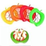 新款多功能不锈钢切果器/苹果型切果器 (opp袋装)