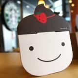 你的微笑便签本 可爱笑脸表情便利贴 N次贴 YST-6030