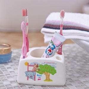卡通4位牙刷座(方形)R807