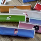 创意文具十二生肖笔袋 动物PVC学生笔袋 QL-1101 小龙