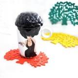 七彩树/温馨树杯垫/雕刻镂空餐垫(2片装)