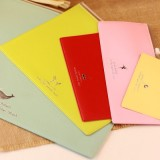 彩色时光系列皮质零钱袋 QL-1106