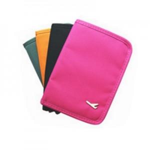 出门旅行 居家必备之多功能证件卡包 灰色