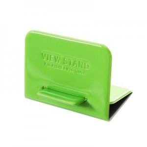 创意可折叠手机座通用手机座 支架手机座 懒人手机座 LG-206 绿色