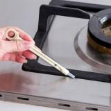 日式缝隙清洁刷 厨房沟缝刷 缝隙刷 边角刷(3个装)NO.1009