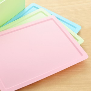 可叠加塑料内衣收纳盒 文胸内裤袜子收纳整理储物箱 盖子-粉色