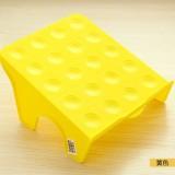 多用收纳空间DIY整理鞋架 日式大阪城鞋架-黄色