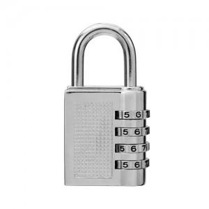防撬可换密码四位密码锁--大号(HL-04A)