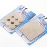 加厚5MM毛毡防滑家居桌脚垫家具脚垫 沙发垫 TP41 圆形2片