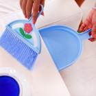 30年老品牌振兴 桌面木地板清洁小扫帚 除尘小扫把套装带小簸箕 SA178
