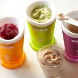 美国冰沙杯 沙冰杯/奶昔杯 冰淇淋杯机-绿色