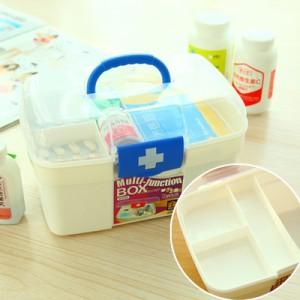 多功能家庭用医药箱/急救箱/美术用品收纳箱2534 一箱60个