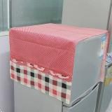 田园布艺冰箱巾/防尘罩(单开50*124cm) 夏洛特庄园2号
