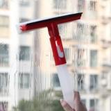 可喷水玻璃清洁刷 玻璃擦 XLH218(颜色随机)