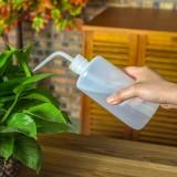 多肉植物专用喷壶/喷瓶 挤压式尖嘴浇水瓶 浇花器 浇水壶(250ml)