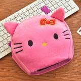 USB暖手鼠标垫 经济款-粉KT