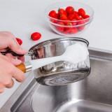 厨房用刷优质长柄洗锅刷 清洁刷 可挂式去污刷 XT-1200