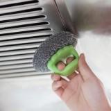 厨房家务常用清洁刷 不伤手锅刷洗碗刷 蓝色