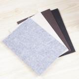 家具沙发椅子防磨桌脚保护垫 加厚自由裁剪桌椅防滑脚贴 灰色
