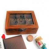 复古木质文具盒(小号)