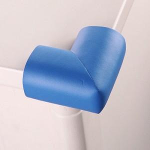 婴儿安全防撞角 桌椅保护角 宝宝防护用品 加厚L角 海蓝色 500个/箱