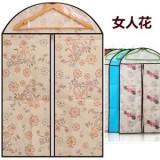 加厚印花西服防尘罩 衣服物防尘收纳袋 女人花 3个规格